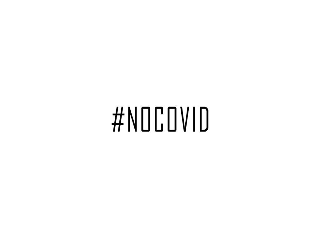 No covid