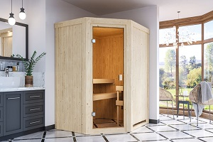 Vnitřní finské sauny