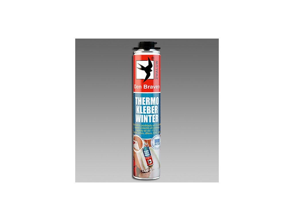 Den Braven Thermo Kleber WINTER 750 ml zelená