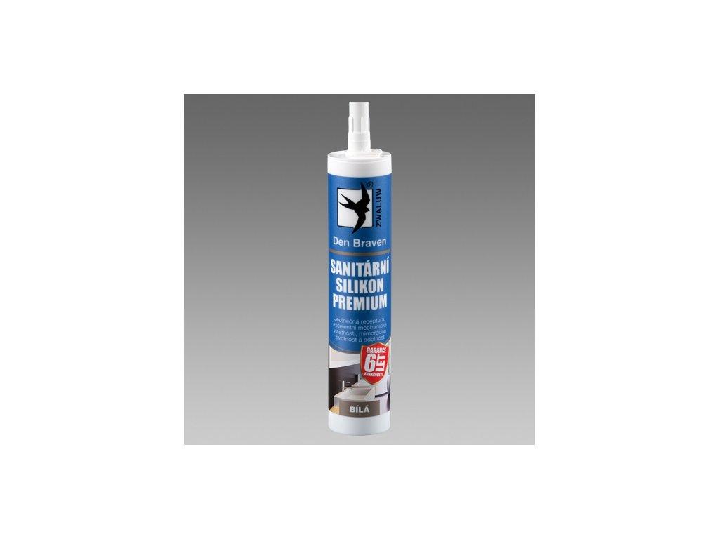 Den Braven Sanitární silikon PREMIUM 280ml