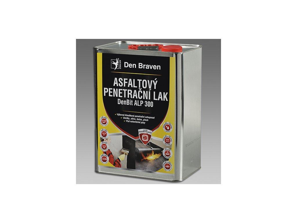 Den Braven Asfaltový penetrační lak DenBit ALP 300 9kg
