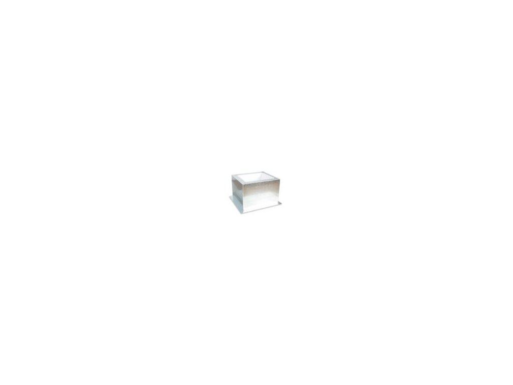 Systém pro ploché střechy FAKRO SFP pro světlovody (osazovací rám)