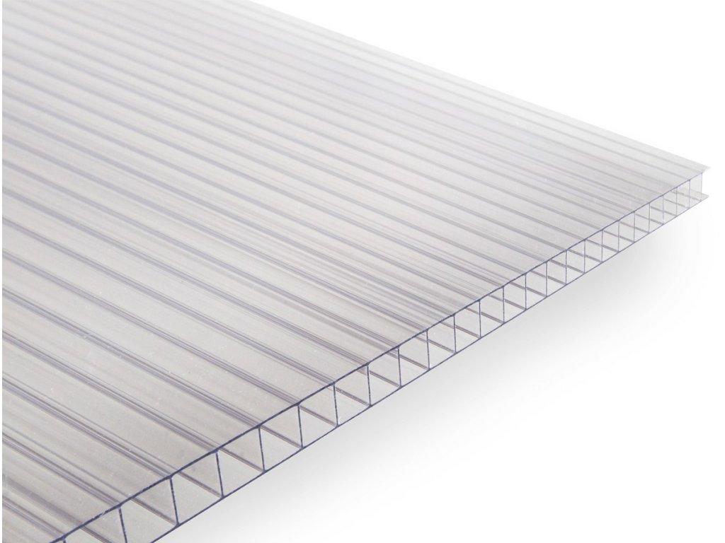 Gutta Polykarbonátová deska Basic 10 mm (Rozměr 5000 x 2100 mm / čirá)