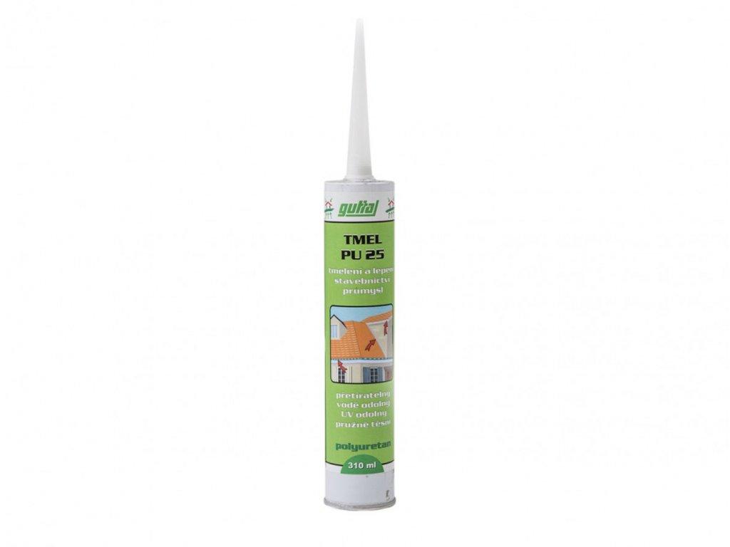 Tmel PU klempířský 310 ml šedý (Typ PU 40)