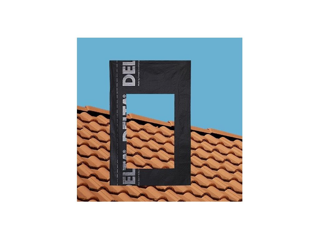 DAKEA RUC Manžeta z paropropustné folie (DAKEA U8A - 134 x 140 cm)