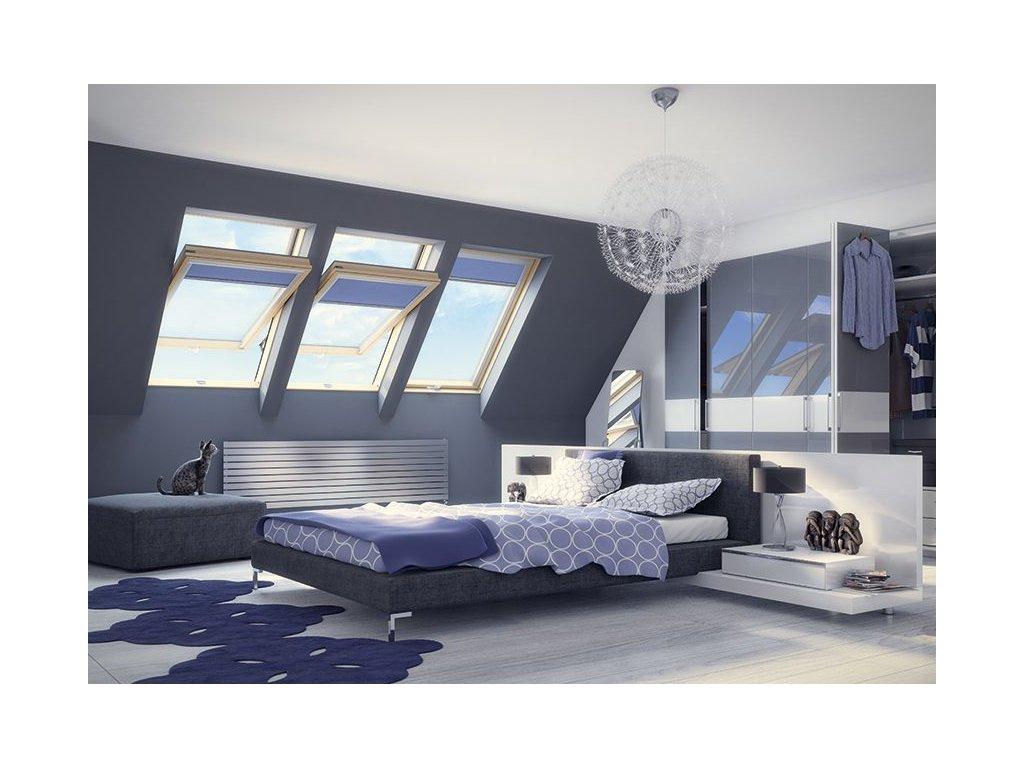 Kyvné okno FAKRO FTP-V U4
