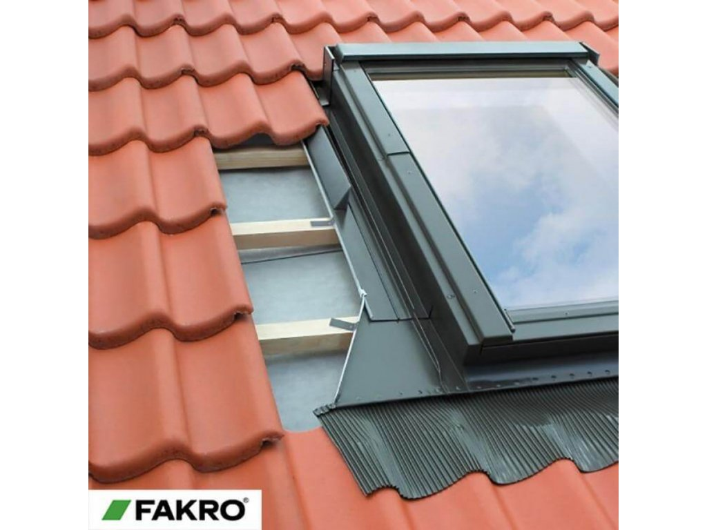 Lemování Fakro pro okna se zvýšenou osou otáčení EZV-A