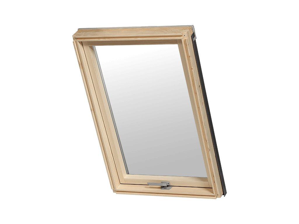 Střešní okno Rooflite Solid Pine (Velikost 78x140)