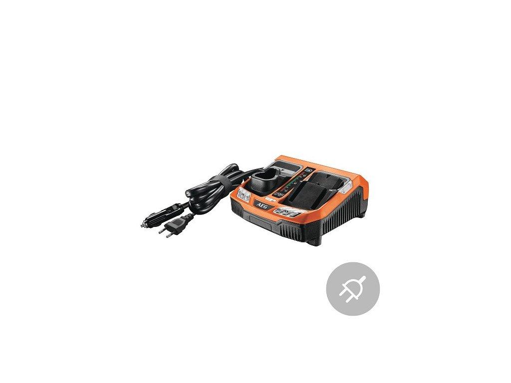 AEG Elektrická rychlá nabíječka BLK1218 , 12-18V