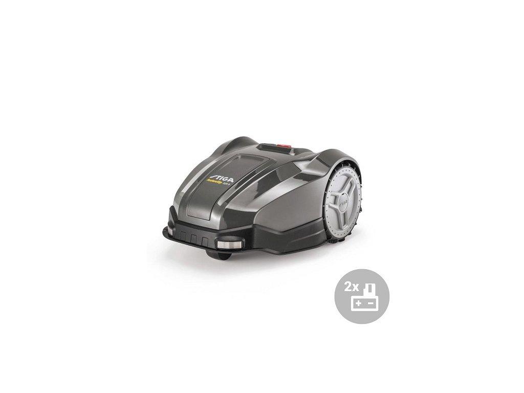 Stiga Aku robotická sekačka Autoclip 225 S