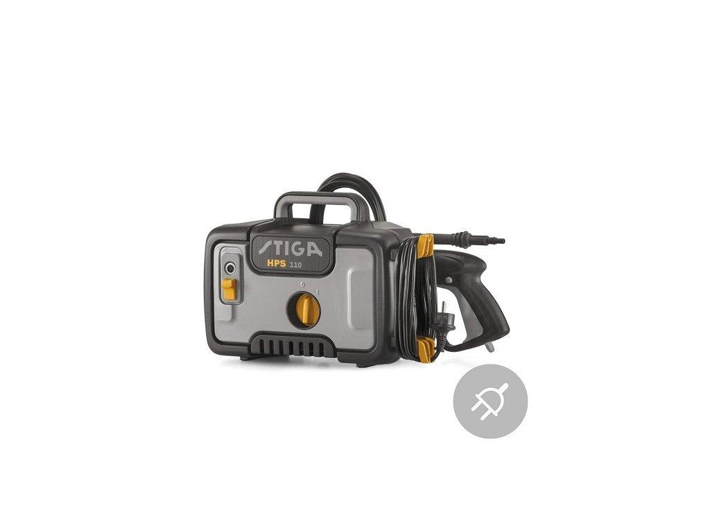 Stiga Elektrická vysokotlaká myčka HPS 110, 1400W, 110bar