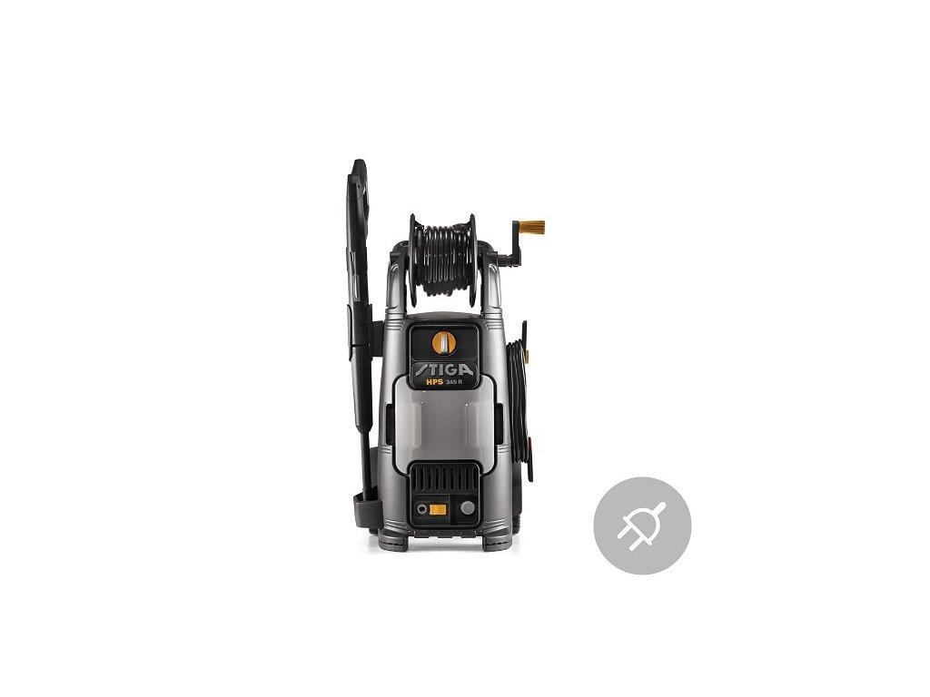 Stiga Elektrická vysokotlaká myčka HPS 345 R , 2100W, 145bar
