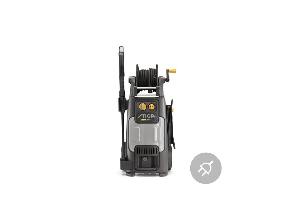 Stiga Elektrická vysokotlaká myčka HPS 550 R, 2500W, 150bar
