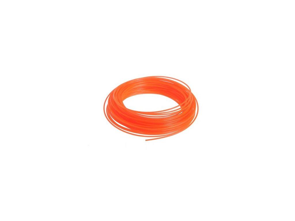 Ryobi Struna RAC100, 15m x 1,2mm, oranžová
