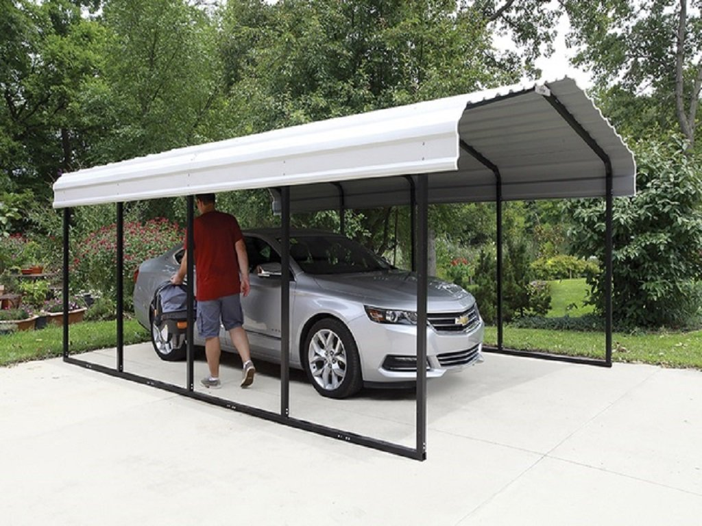 Carport ARROW 3,7 x 6,0 m - 122007