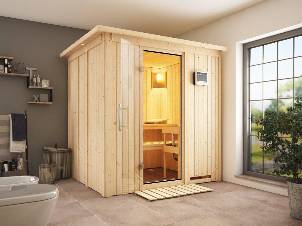 Finská sauna KARIBU SODIN (75698)