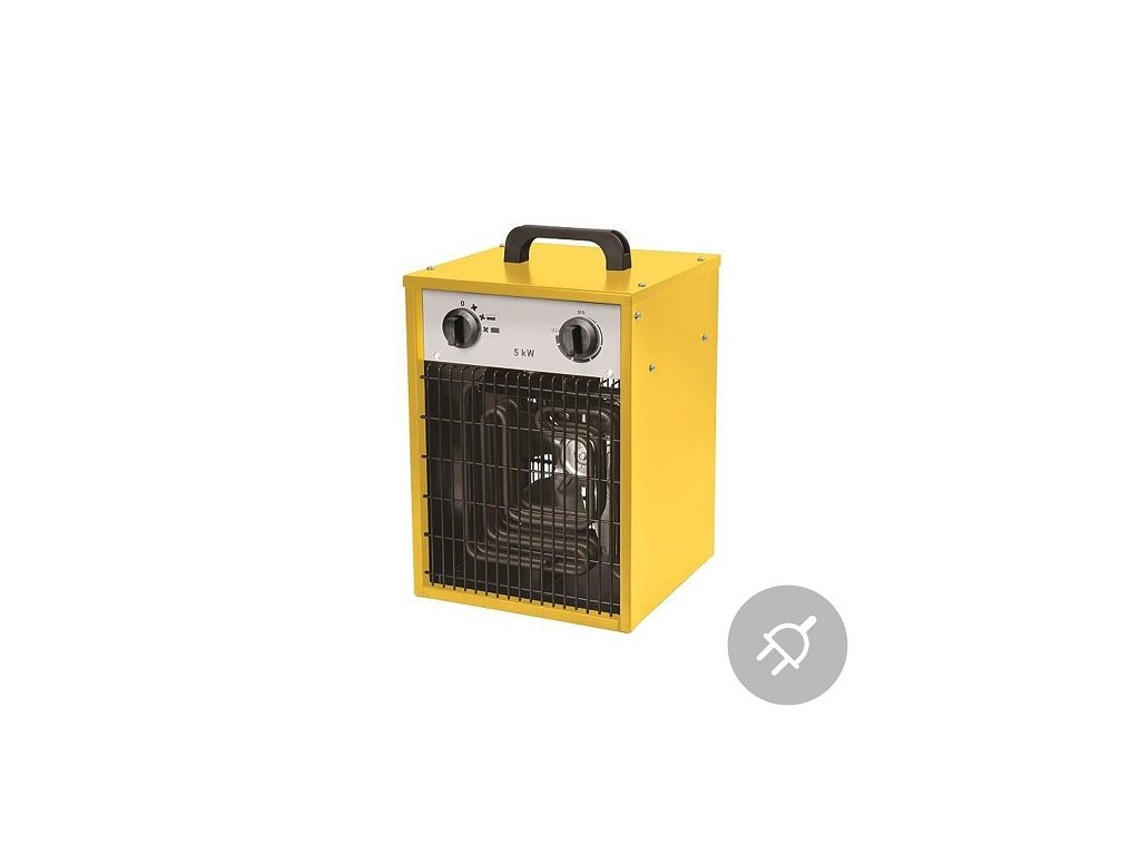 Elektrické topidlo IFH02-50H, 400V, max. 5 kW
