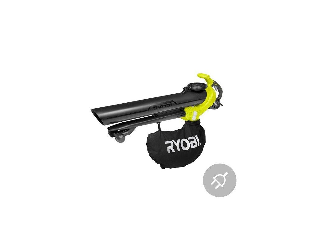 Elektrický fukar/vysavač RBV3000CESV Ryobi, 3000W