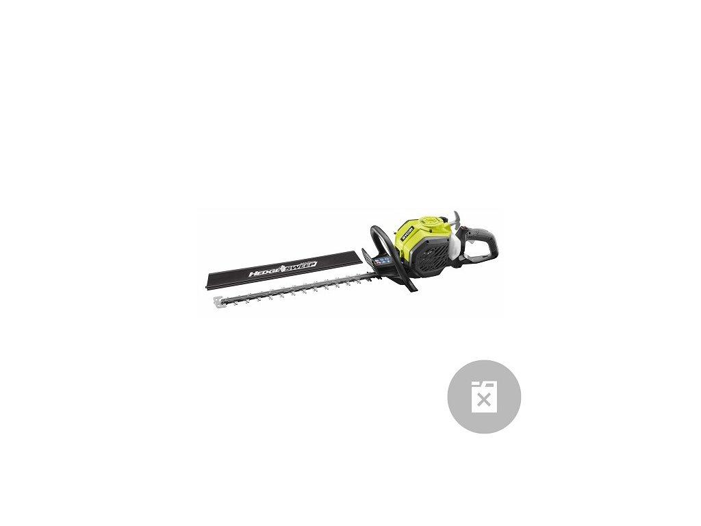 Benzínové nůžky/plotostřih RHT25X60RO Ryobi, 25,4cm3, 60cm