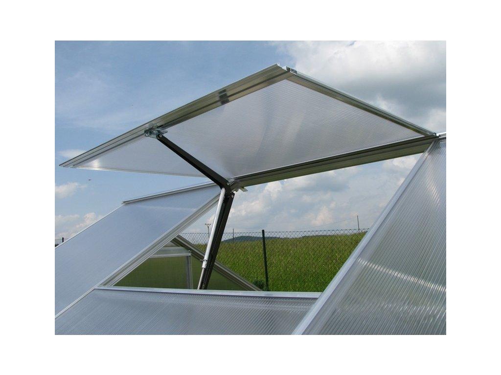 Automatický otevírač střešního okna 1