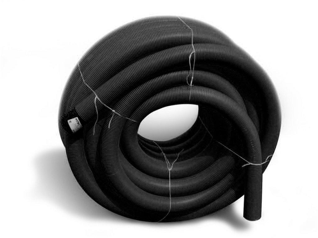Polyethylenová drenážní trubka (flexibilní)