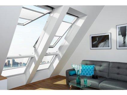 Výklopně-kyvné okno FAKRO PPP-V U3 preSelect MAX