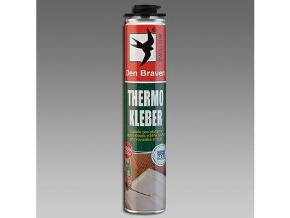 Den Braven Thermo Kleber 750 ml žlutá
