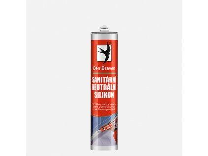 Den Braven Sanitární silikon 280ml