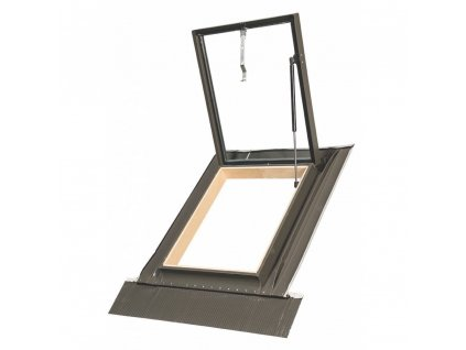 fakro wgi 46 x75cm with gas spring skylight access roof window