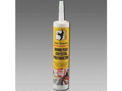 Den Braven Bond Flex CRYSTAL polyuretan 300ml