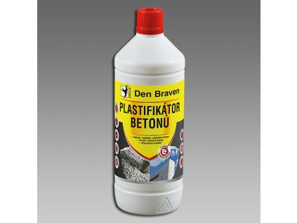 Den Braven Plastifikátor betonů