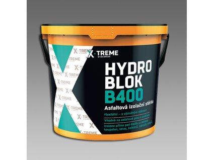 Den Braven Asfaltová izolační stěrka HYDRO BLOK B400