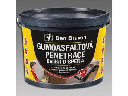 Den Braven Gumoasfaltová penetrace DenBit DISPER A