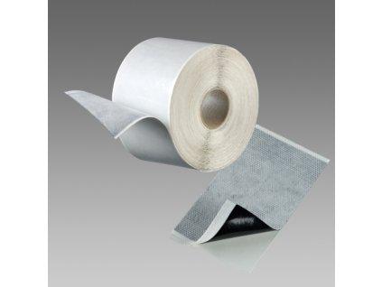 Den Braven Páska FLEECEBAND / Butylový pás s textilií tloušťka 1,5 mm