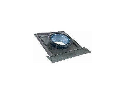 Univerzální těsnící lemování FAKRO SLZ pro světlovody (pro profilované střešní krytiny)