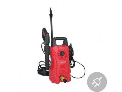 Worcraft Elektrická tlaková myčka HC14-070, 1400W, vysokotlaká