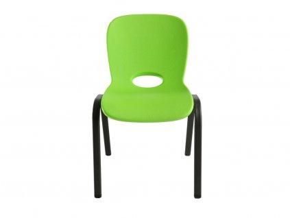 Dětská židle zelená LIFETIME 80474/80393
