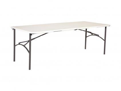Skládací stůl 150 cm LIFETIME 80395/80205