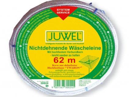 JUWEL - prádelní šňůra TWARON 62 m