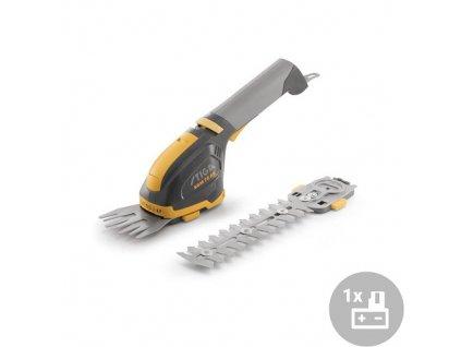 Aku nůžky/plotostřih SGM 72 AE Stiga, na trávu a keře, 7,2V, 18cm