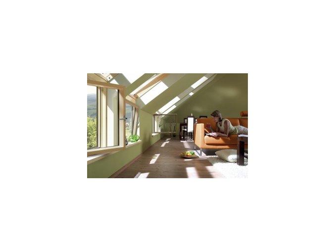 Fasádní okno FAKRO BXP L3