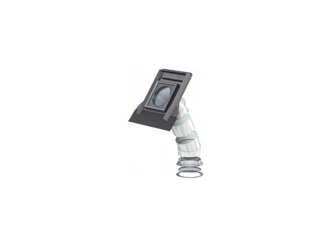 Světlovod VELUX TWR do šikmé střechy  + dárek v hodnotě 200 kč