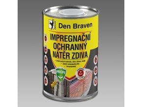 Den Braven Impregnační a ochranný nátěr zdiva PROFI