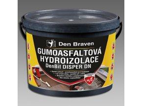 Den Braven Gumoasfaltová hydroizolace DenBit DISPER DN