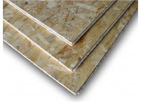 OSB desky 3 Superfinish P+D Kronospan - ucelené palety