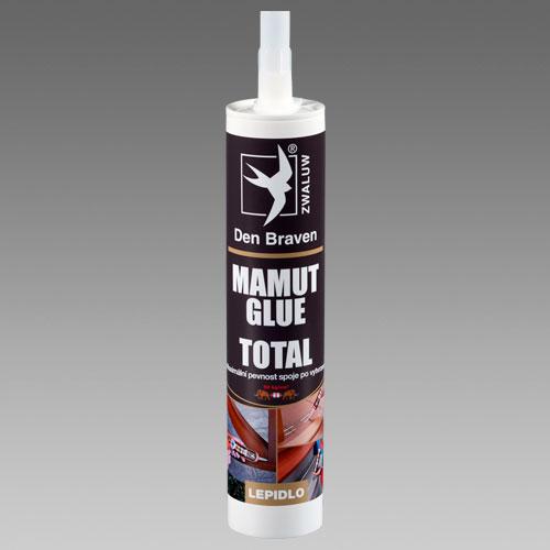 Den Braven Mamut Glue Total 290g bílý