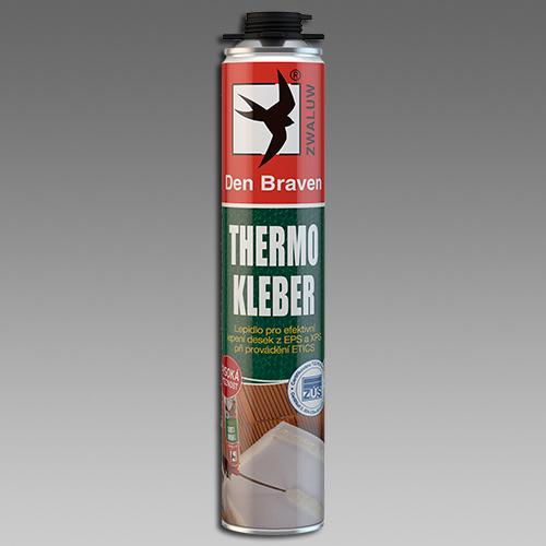 Den Braven Thermo Kleber 750 ml žlutá Balení: trubičková dóza