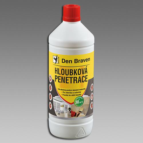 Den Braven Hloubková penetrace Obsah: 1 litr