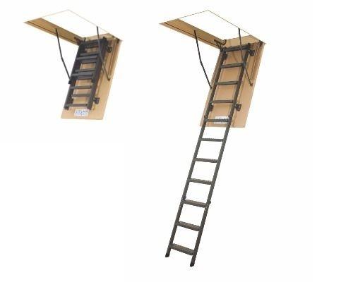 Půdní schody FAKRO LMS Půdní schody Fakro: 280 70x130 cm