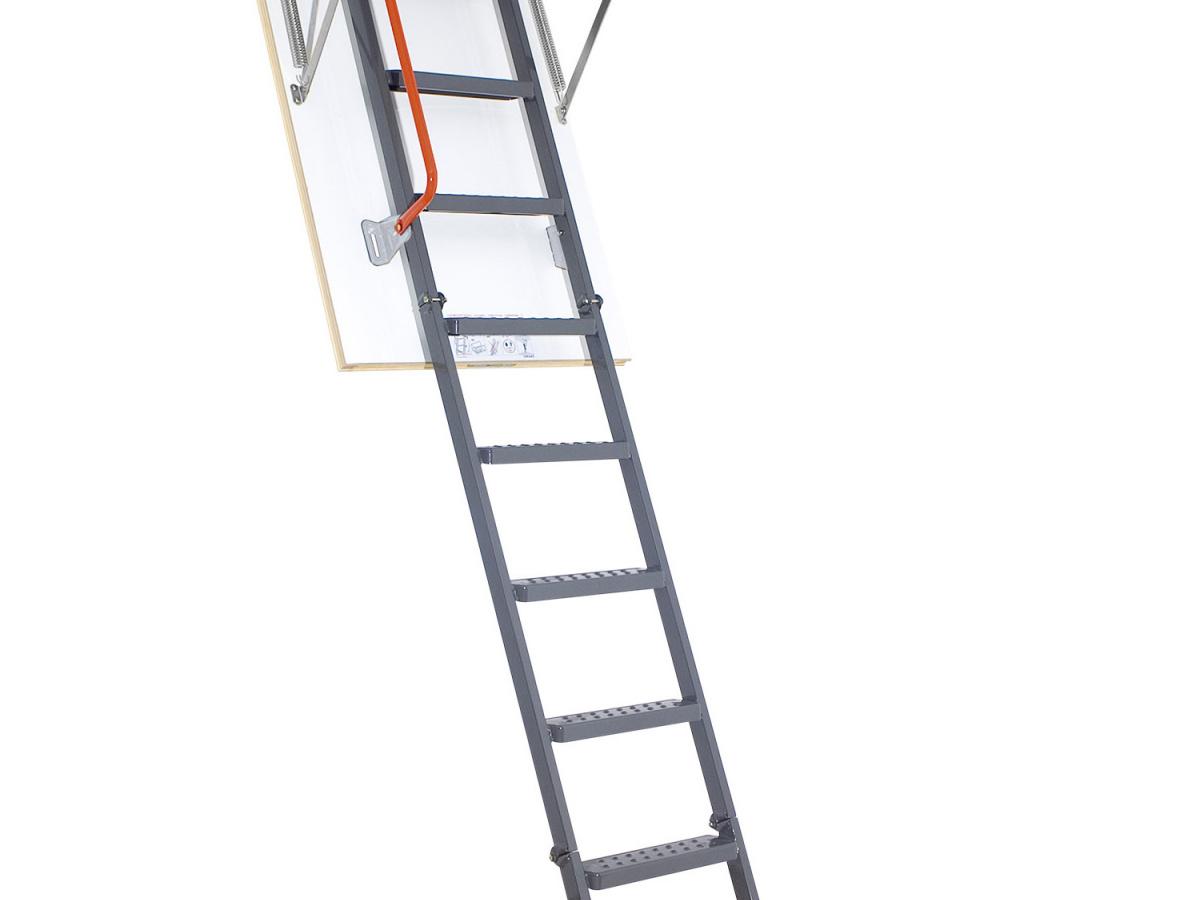 Půdní schody FAKRO LMK Půdní schody Fakro: 280 70x140 cm
